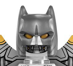 LEGO SPACE BATMAN HEAD (series 2)