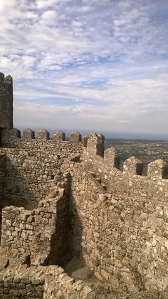 Sintra castelo dos mauros