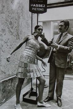 1966 Paco Rabanne