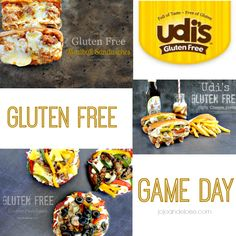 Tips for the perfect Gluten Free Game Day! #superbowl