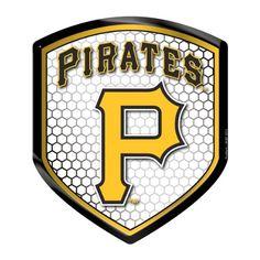Pittsburgh Pirates Mailbox