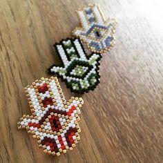 Seed Bead Patterns, Peyote Patterns, Beading Patterns, Beaded Ornament Covers, Beaded Ornaments, Bead Jewellery, Beaded Jewelry, Beaded Bracelets, Bead Loom Designs