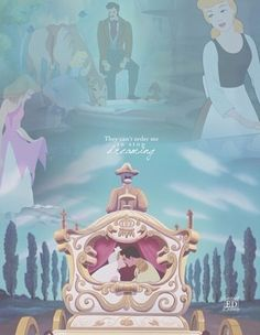 Cinderella ~ And they lived happily ever after