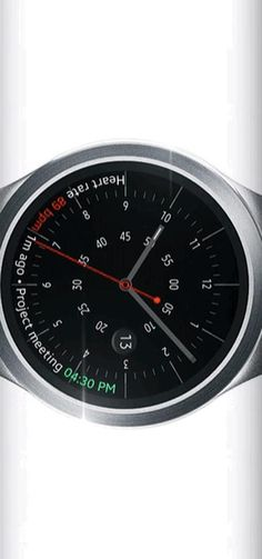Here's a sneak peek at the Samsung Gear S2 smartwatch