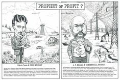 Prophet or Profit? Nikola Tesla's Vision vs J.P. Morgan's Greed; Dr. Anthony Hall, Veterans Today:
