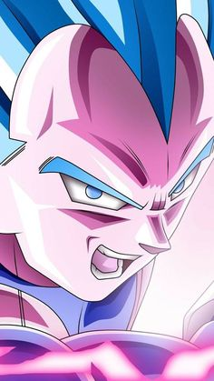 Super Saiyan Blue Vegeta, my favorite character of all time Dragon Ball Gt, Fan Art, Goku Y Vegeta, Manga Dragon, Z Wallpaper, Super Anime, Dbz Characters, Anime Comics, Manga Anime
