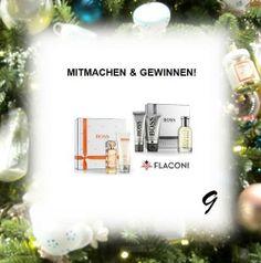 """GEWINNE:  2 x """"BOSS Duftsets"""" von Flaconi.de  im Gesamtwert von ca. 90 €  Flaconi.de – Meine neue Parfümerie! Bei Flaconi.de erhalten Sie über 10.000 Düfte, Kosmetik- und Pflegeprodukte hochwertiger Marken sowie viele Geschenkideen. Flaconi zeichnet sich u.a. mit einem kostenlosen Versand in 1-2 Tagen ab 35€ Einkaufswert, vielen Gratisproben und einer kostenlosen Geschenkverpackung aus.   Die Gewinne wurden freundlicherweise zur Verfügung gestellt von Flaconi.de."""