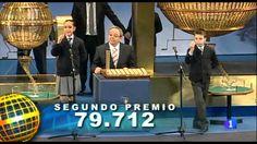 Reportaje en el telediario de TVE sobre la Lotería de Navidad de 2013 (los 3 primeros premios) - Subtítulos en español.