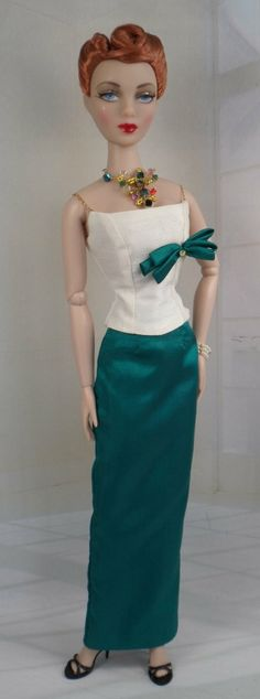 Kingfisher for Gene Marshall and her friends 16 by MatisseFashions