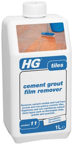 Removes cement residue and rust from porous and non - porous ceramic tiles , flagstones and non natural