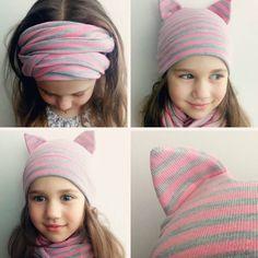 Мастер-класс: как сшить шапку своими руками из трикотажа 8