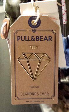 Pull&Bear #hangtag