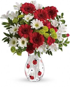 Get your Mothers Day Flowers at Jan's Flowers and Gifts http://jansflorist.com/
