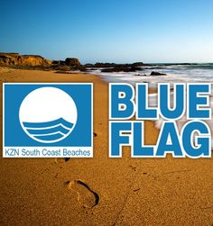 #KZNsouthcoast hosts 5 of the 6 #BlueFlag #Beaches in the province! MORE INFO ON OUR WEBSITE. LINK IN BIO. #Beach #MeetSouthAfrica #gottaluvkzn