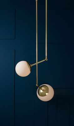 dezeen — Lumiere by Paul Matter features lamps with rounded...