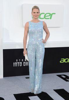 Fabulously Spotted: Jennifer Morrison In Edition By Georges Chakra - 'Star Trek Into Darkness' LA Premiere - http://www.becauseiamfabulous.com/2013/05/jennifer-morrison-in-edition-by-georges-chakra-star-trek-into-darkness-la-premiere/