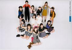 mukidashidemukiatte:Morning Musume '17 <3