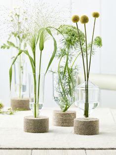 Jungel bonanza på bordet! Skap spennende stemning med disse vasene fra vårt Playground kapittel!
