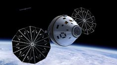 """NASA Orion update: """"The goal is Mars, and the moons of Mars, while the stated goals in between are asteroids. Space Tourism, Space Travel, Programme Apollo, Space Launch System, Orion Spacecraft, All About Space, American Space, Nasa Space Program"""