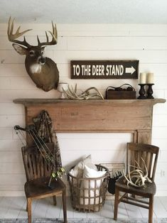 To The Deer Stand Sign Tree Stand Sign Hunting Sign Hunting decor Man Cave Sign It is 9 1 2 x 36 with its frame which is stained a dark walnut It is black with white lettering It hangs from a framed ledge back so no hanging hardware is attached Our sig Boys Hunting Room, Hunting Bedroom, Hunting Home Decor, Hunting Signs, Lodge Decor, Hunting Decorations, Archery Hunting, Hunting Man Caves, Hunting Quotes