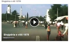 These are some rare video footage in color of Albania as it was in the year 1978. I wish I could say that I remember it then, but I was a year later. The interesting things to see are how widespread was the communist propaganda and how leveled was the economic status of majority of