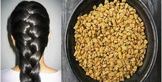 Mix this ingredient with your hair oil, it will make your hair longer and thick