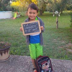 "La rentrée ""Quand je serai grand(e)"" CP pour Milo"