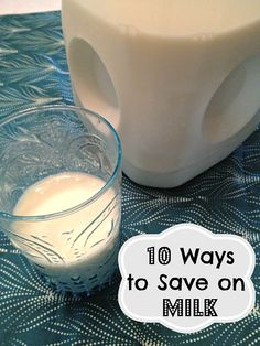 Tweet The cost of milk seems to be rising each day, with a gallon costing as much as $4.00 in some areas. Milk is a healthy and tasty addition to our diets, and so it is not something you want …
