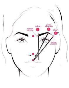 So enthaaren Sie Ihre Augenbrauen Big Eyebrows, Blonde Eyebrows, How To Trim Eyebrows, Eyebrows On Fleek, Perfect Eyebrows, Henna Eyebrows, Straight Eyebrows, Zendaya Eyebrows, Eyebrows