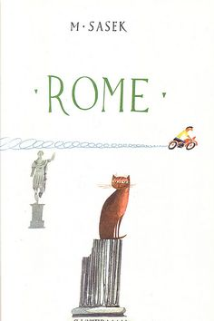 Rome de Miroslav Sasek