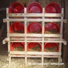 15+ Chicken Nesting Box Hacks. Remember to put your roost higher than the…