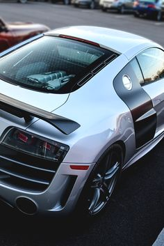 These Audi's are beastly