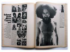 TWEN MAGAZINEfromom West-Germany Late 1960s -Early 1970s