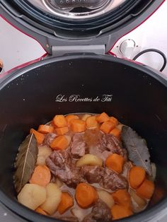 Pot Roast, No Cook Meals, Beef Recipes, Cooker, Food Porn, Food And Drink, Menu, Ethnic Recipes, Desserts
