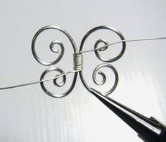 This is about all I would do in this project (LOL) - See the rest for Wire Wrapping Tutorial finished project