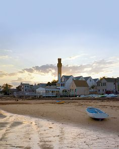 """I haven't been there yet -- I want to get there soon, but this is Provincetown, MA at the end of Cape Cod. This photo is title """"Cape of Good Cheer. The Places Youll Go, Places To See, Wonderful Places, Beautiful Places, Beautiful Homes, Les Hamptons, New England Homes, Nantucket, Cape Cod"""