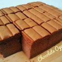 OGURA CHOCOLATE Lembuttt Moist Lumer