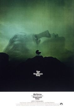 Rosemary's Baby Movie Poster - Internet Movie Poster Awards Gallery