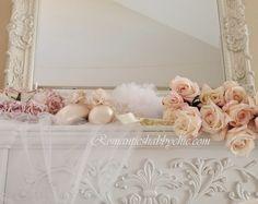 Romantik Tarz Shabby Chic Romantic Home  Shabby Chic