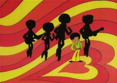 Jackson 5 Cartoon