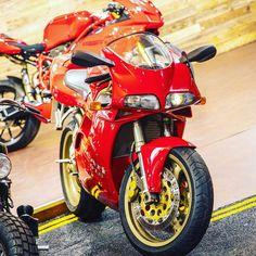 Ducati 916, Motorcycle, Vehicles, Instagram, Motorcycles, Car, Motorbikes, Choppers, Vehicle