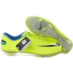 http://www.asneakers4u.com Nike Mercurial 2012 Vapor 8 FG 2012 New Soccer Cleats Yellow Black