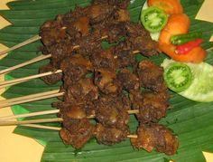 Surinaams eten!: Saté van Hollandse kokkels!
