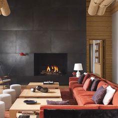 A Contemporary Colorado Lodge : Architectural Digest