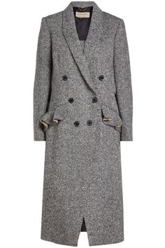 Wool Tweed Coat | Burberry
