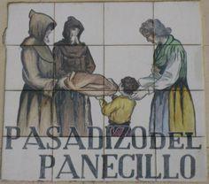 Historietas y curiosidades madrileñas en los rótulos de sus calles