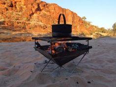 SNOW PEAK Fire box & grill
