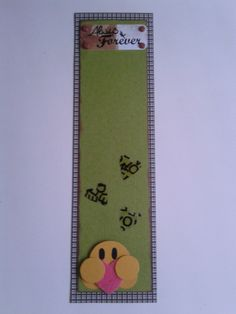 Luv bookmark