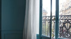 Bleu canard : les bonnes associations Sweet Home, Curtains, Color, Home Decor, Home Ideas, Home Decoration, Blinds, Decoration Home, House Beautiful