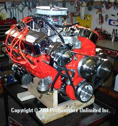 Corvette crate engines, Corvette performance engines, Chevy crate ...